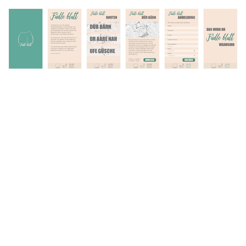 Füdleblutt - App